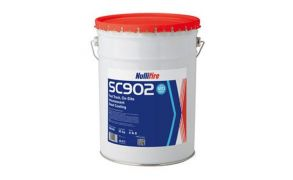 *Nullifire SC902 Intumescent Steel Coating