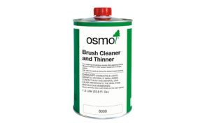 Osmo Brush Cleaner and Thinner, 1 Litre