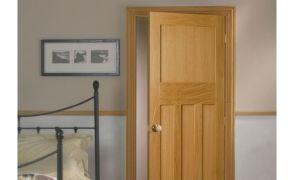 Osmo Wooden Door Oil (3060 Clear Satin)