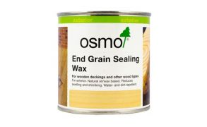 Osmo End Grain Sealing Wax (5735 Clear), 375ml