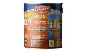 Owatrol Deks Olje D1 Wood Oil