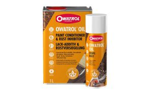 Owatrol Oil for Rusted Surfaces