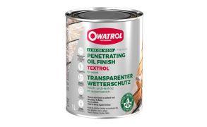 Owatrol Textrol Penetrating Oil Finish
