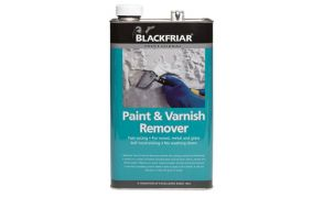 *Blackfriar Water Based Textured Paint Remover