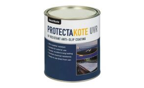 Protecta-Kote Rubber Anti-Slip Rubber Paint UVR