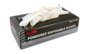 *RODO Blackrock Disposable Latex Gloves