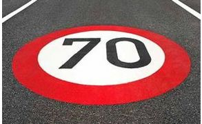 Centrecoat Thermoplastic Speed Roundels