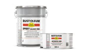 Rustoleum 5500 High Build Solvent Free Epoxy