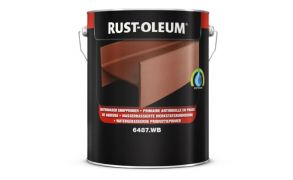 Rustoleum 6400WB Water Based Shop Primer