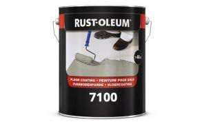 Rustoleum 7100 Industrial Floor Paint