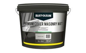 *Rustoleum Trade Premium Cover Masonry Matt