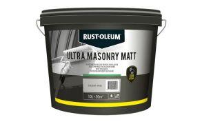 *Rustoleum Trade Ultra Masonry Matt