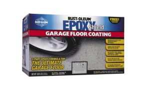Rustoleum EpoxyShield Garage Floor Coating Kit