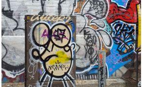 *Rustoleum Graffiti Remover