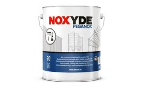 Rustoleum Noxyde Peganox Metal Cladding Paint