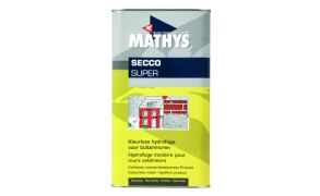 *Rustoleum Secco Super Hydrophobing Brick Sealer