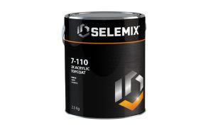 Selemix 7-110 2 Pack Acrylic Topcoat