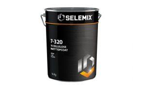 Selemix 7-320 1 Pack Cellulose Matt Topcoat