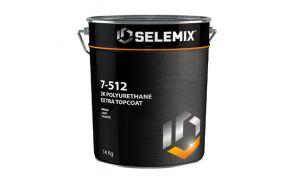 Selemix 7-512 2 Pack Polyurethane Extra Gloss Topcoat