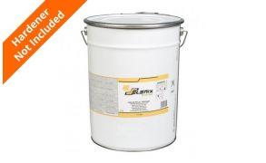 *Selemix NP1000 2 Pack Polyurethane Standard White Topcoat