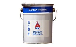 Sherwin Williams Firetex FX13381-1 SB Intumescent, White, 20 Litres