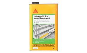 *Sika Everbuild Sikagard® Universal 5 Star Wood Treatment