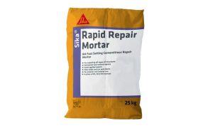 *Sika Rapid Repair Mortar