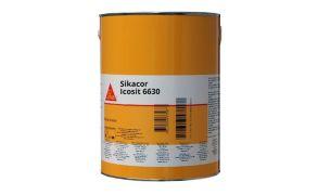 Sika SikaCor Icosit 6630 System Topcoat