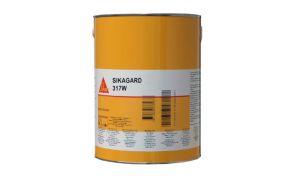 *Sika Sikagard® 317W Liquid Plastics Sterisept SI