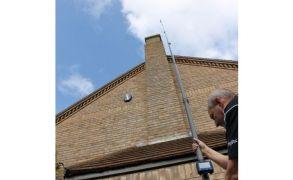 SKYVAC SkyPole Carbon Fibre Inspection Poles