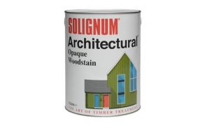 Solignum Architectural Solvent Based Opaque Woodstain