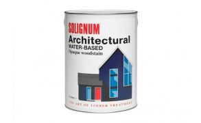 Solignum Architectural Water Based Opaque Woodstain