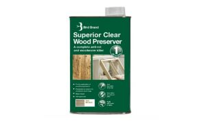 Bird Brand Superior Clear Wood Preserver