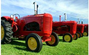 Teamac Rapidry Historic Colour Tractor Enamel