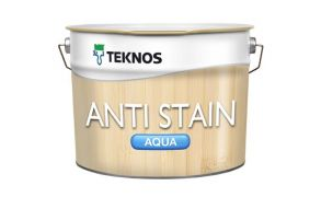 Teknos Anti-Stain Aqua 2901 Primer For Flow Coating / Dipping