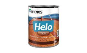 Teknos Helo Yacht Varnish