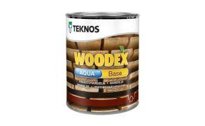 *Teknos Woodex Aqua Base