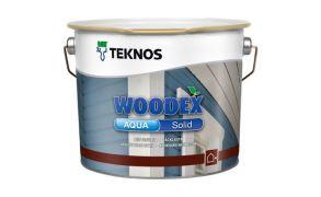 Teknos Woodex Aqua Solid