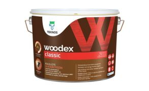 Teknos Woodex Classic Wood Stain