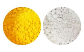 Kestrel Thermoplastic Road Marking Screed Powder, White and Yellow