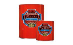 *Timberex Aqua Plus PU Coloured Wood Finish