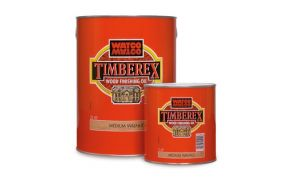 *Timberex Coloured Wood Oil