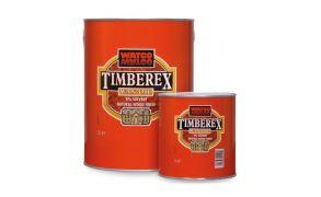 *Timberex Wax Oil