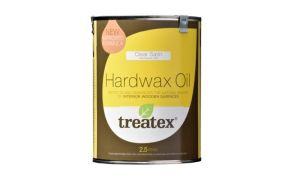 Treatex Hardwax Oil for Timber Floors *CLEARANCE*