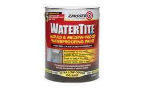 Zinsser Watertite Basement Waterproofing Paint