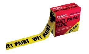 RODO ProDec Wet Paint Tape WPT200, 60mm x 200m