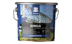 Zinga 96% Zinc Cathodic Protection Galvanizing Paint
