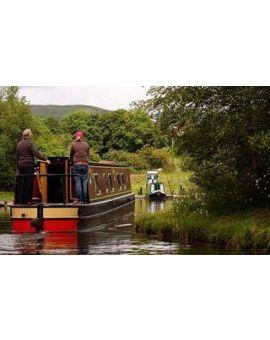 Teamac Black Tar Varnish for Narrow Boats
