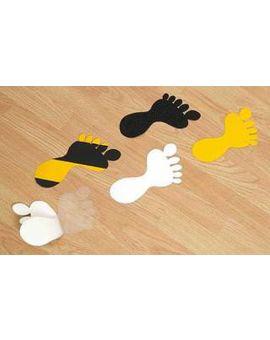 Centrecoat Anti-Slip Feet - Bare Foot Design