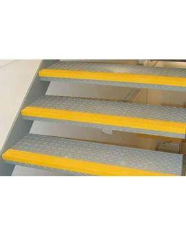 Centrecoat Anti-Slip Stair Nosing, 55 x 55mm